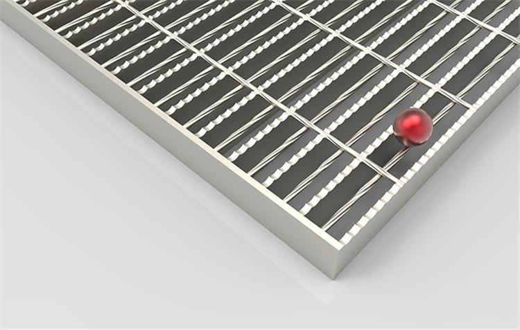 浙江秦總訂購的鋼格板和平臺鋼格板已經發貨