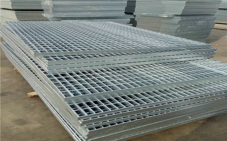 天水镀锌钢格栅板