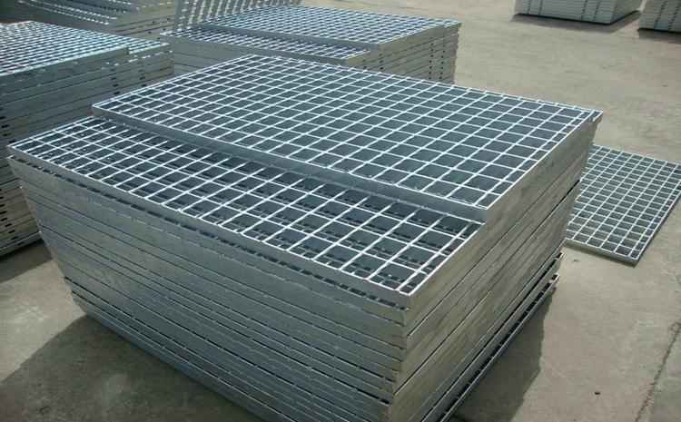 污水处理厂钢格栅