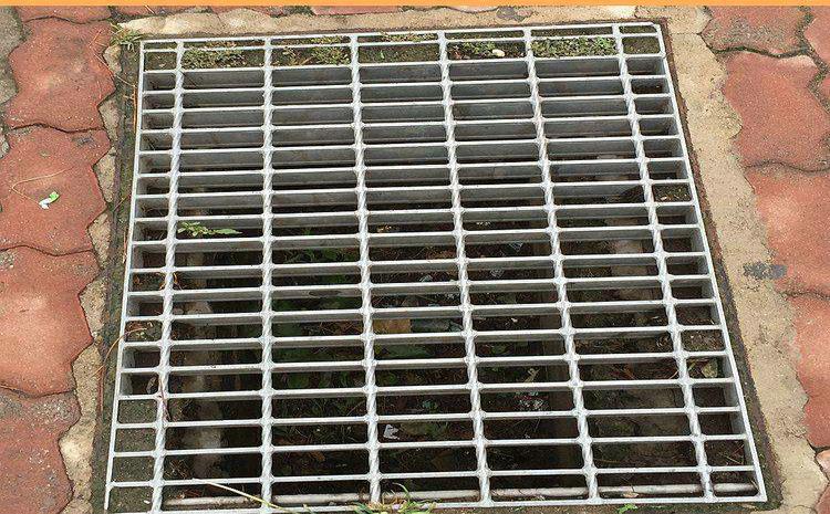 污水池平台钢格板