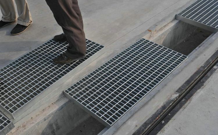 地下水沟盖板