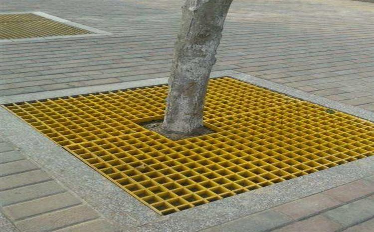 树坑玻璃钢格栅板