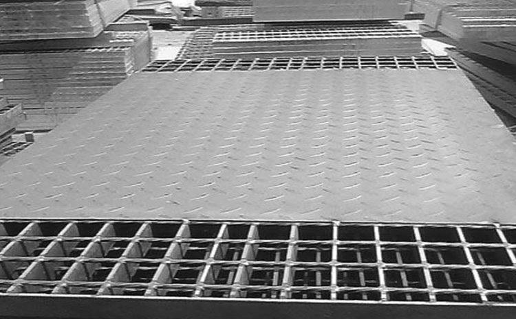 潮州复合钢格板