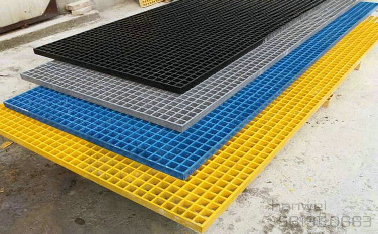 六安玻璃钢格栅板