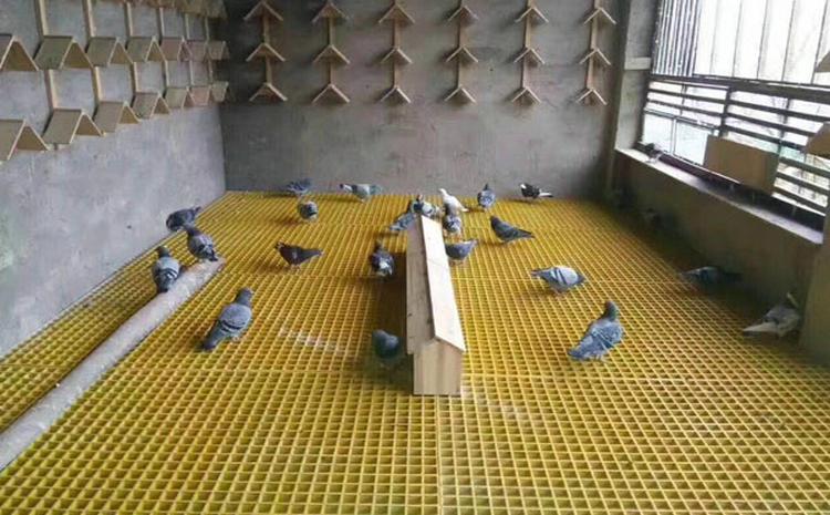 网笼地板格栅