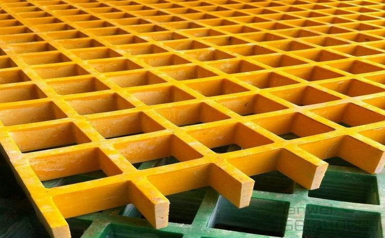 网笼钢格栅板